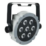Showtec Compact Par 7 Tri DJ Club LED Spotlight Spot RGB DMX